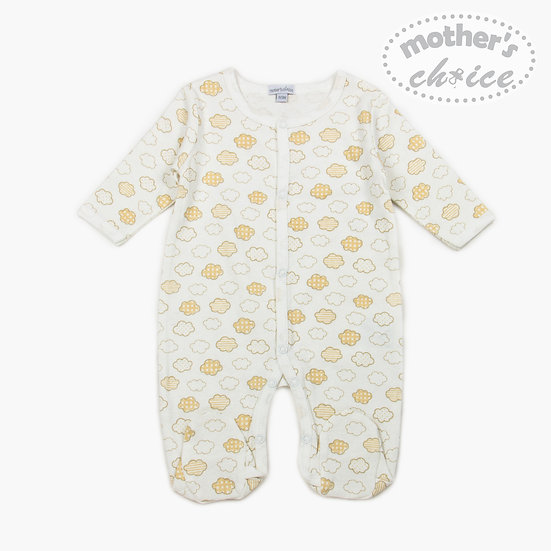 Pure cotton baby grower