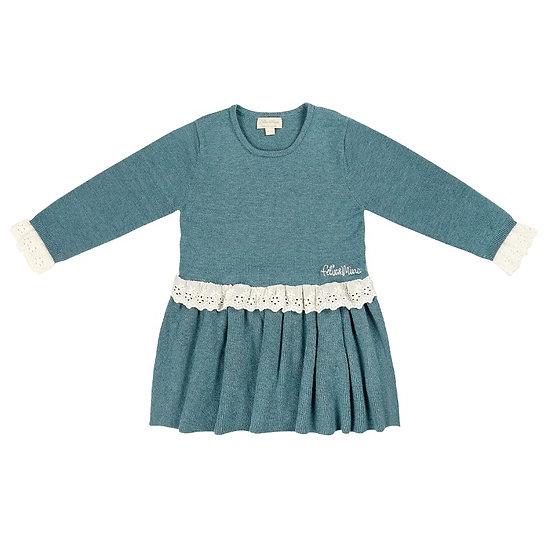 Girl's dress blue
