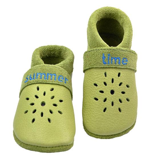 summer fun Lime green