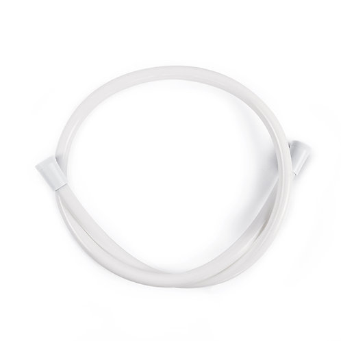 Shower Hose 1.5 metre WRAS approved antibacterial white