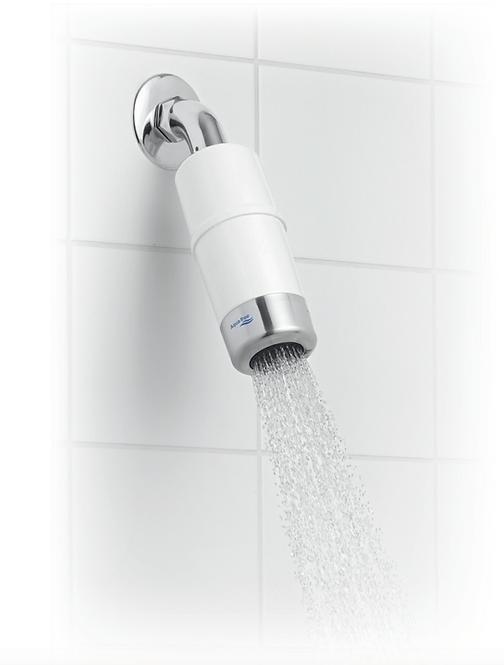 AS WALLSHOWER Legionella POU shower filter 4 month use