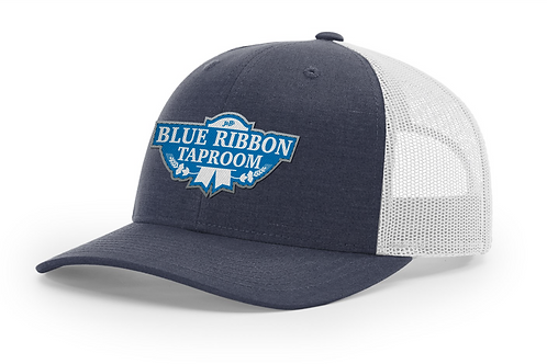 Navy Taproom Trucker Hat