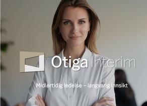 Lansering av Otiga Interim - utleie av ledere