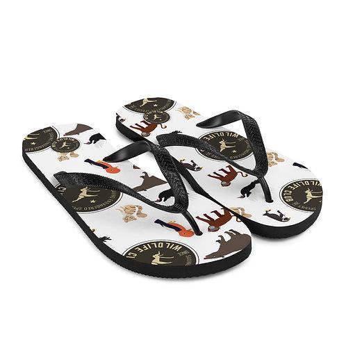 Endangered Species Slippers