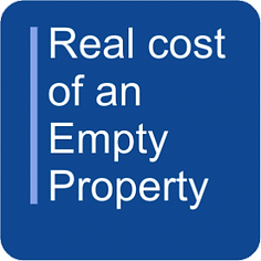 Cost of Empty Property