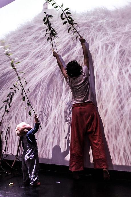 The Acorn Project, Stratford Circus, Laura Zotova