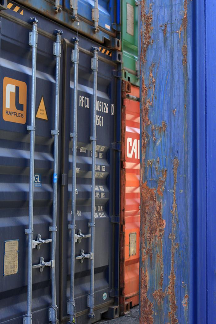 sem título (da série containeres), 2014