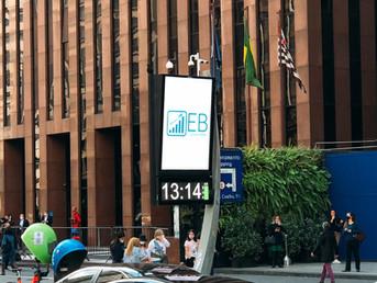 EB Corporate é destaque na avenida Paulista, em SP