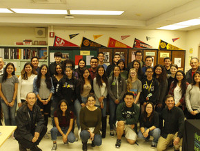 Bridge to the Future: CSUN Puts College on the Agenda for Canoga Park High School Students