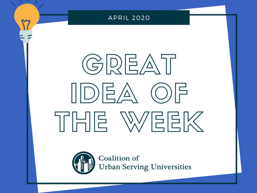 Great Ideas from our USU Members – April 2020