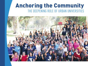 Anchoring the Community:  The Deepening Role of Universities