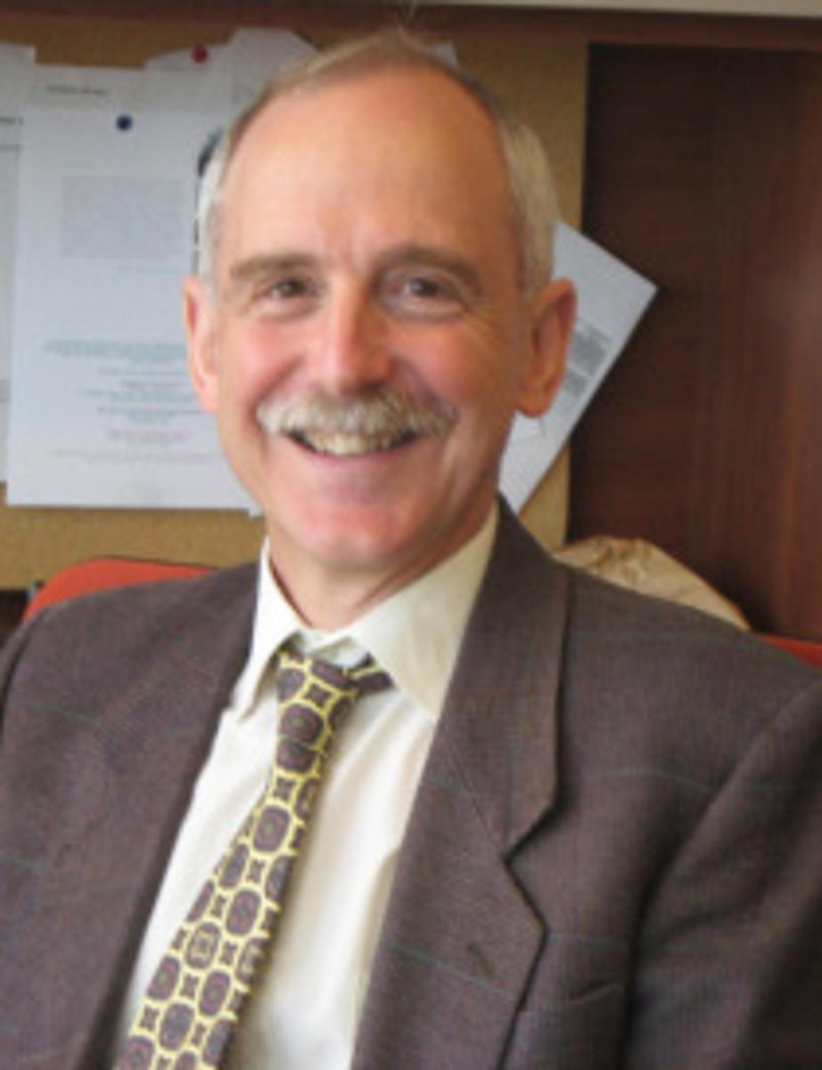 Dr. Peter Meiksins Head Shot