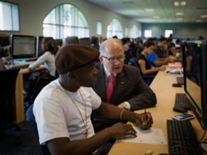 Getting Better At Getting Better:  President Mark Rosenberg, FIU, on Advancing Student Performance