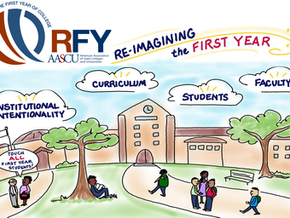"""Small Changes, Big Results: How """"Re-imagining the First Year"""" Is Changing the Way We View Student Su"""
