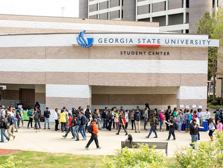 Georgia State University Scales Student Success Model to Reach a Broader Student Population