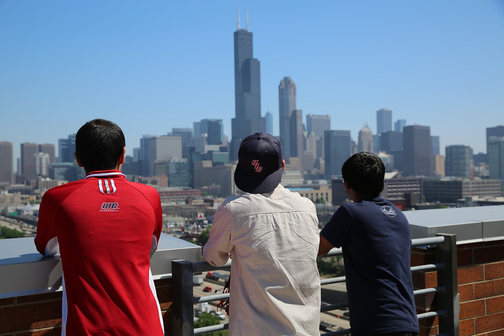 Photo Credit: University of Illinois at Chicago