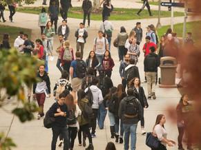 Cal State Fullerton's Dash Toward Student Success