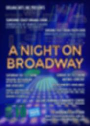 Oriana Concert: A Night on Broadway