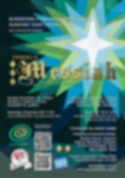 Oriana Concert: Messiah 2014