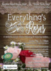 Oriana concert: Everything's Coming Up Roses