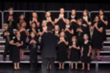 Sunshine Coast Oriana Youth Choir