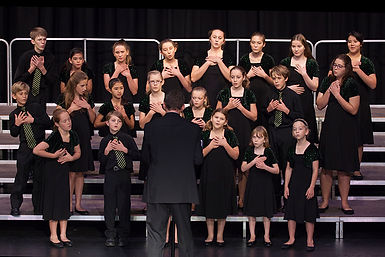 Sunshine Coast Oriana Youth Choir