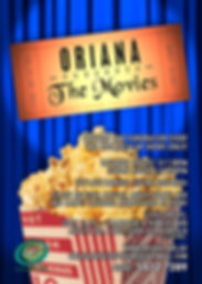 Oriana Concert: Oriana Presents the Movies