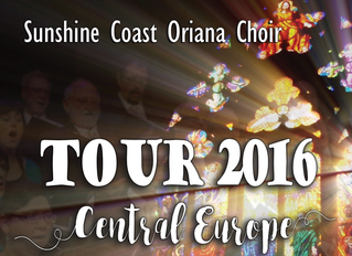 It's tour time!!