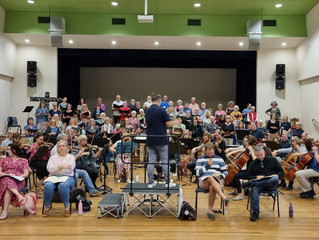 Orchestras, Venues and the Whole Magic Thing