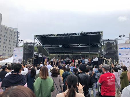 熊本マチナカ音楽祭無事終了♪