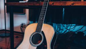 ギター始めました