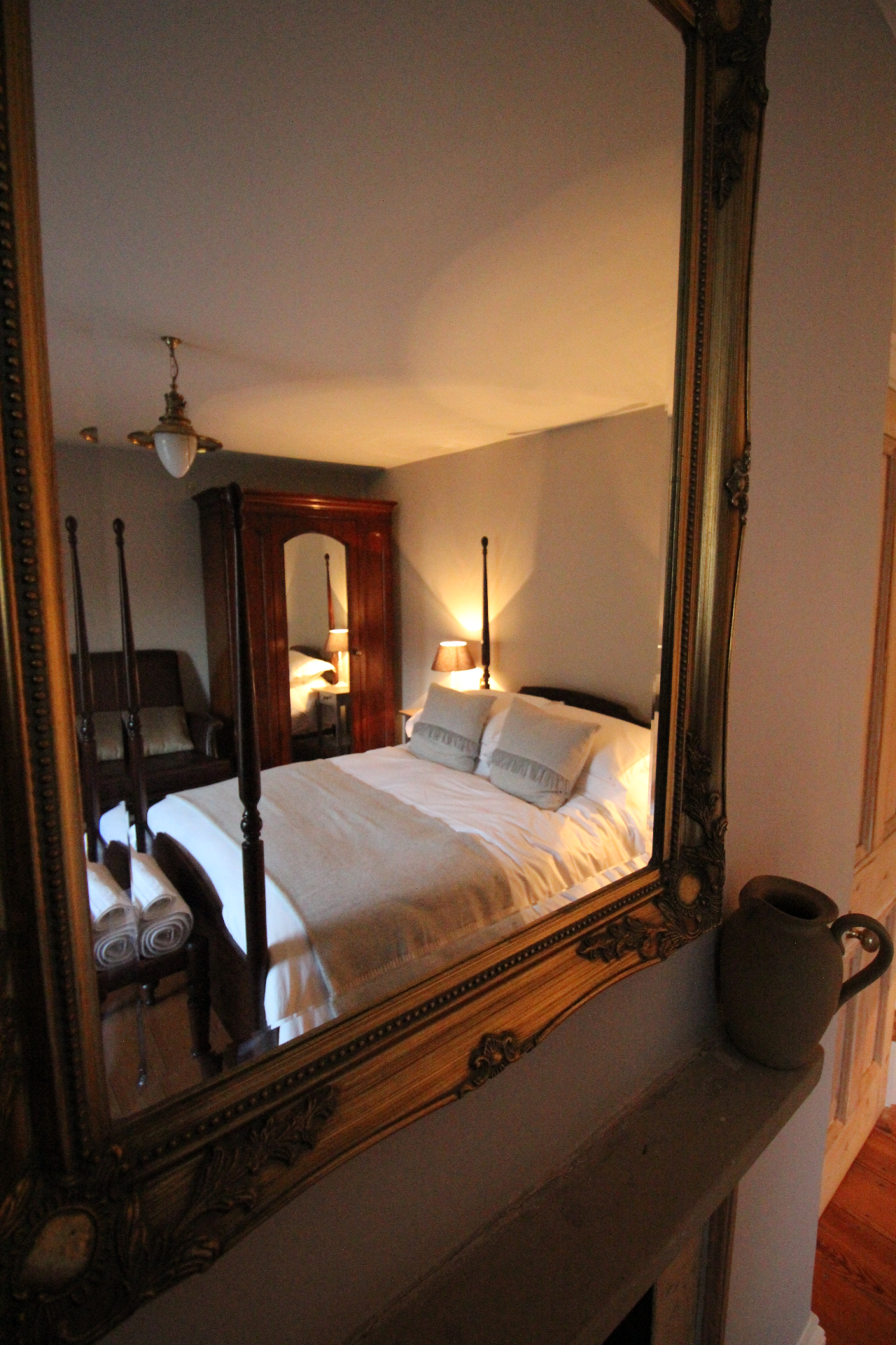 Wharfe House b&b room 1