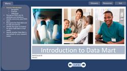 DataMart Storyboard
