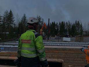 Scanpile Oy on ammattitaitoinen perustuksien paalutuksiin erikoistunut yritys Nurmijärveltä.