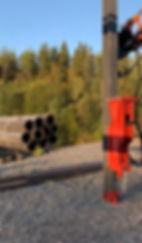 Teräspaalutus Vantaa, Espoo, Helsinki ja muut lähikunnat.