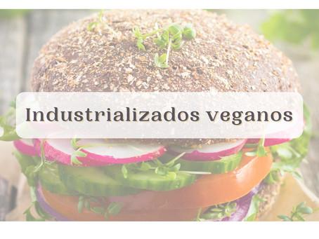 Industrializados veganos