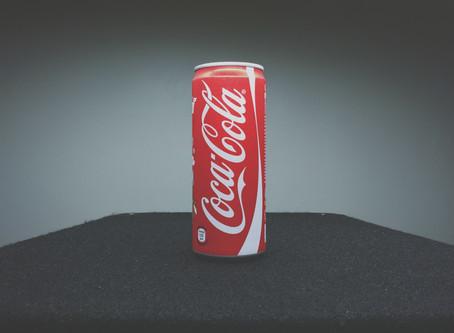 A propaganda enganosa da Coca-Cola