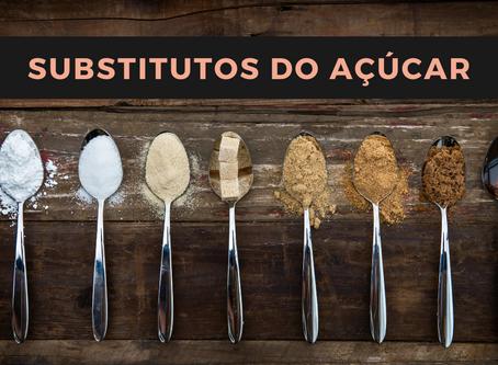 Substitutos do açúcar: Conheça os diferentes tipos e a composição de cada um
