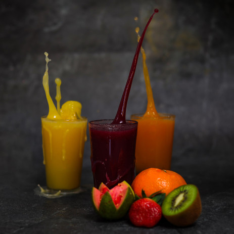 THE FRESH-SQUEEZED JUICE HYPE: Is it better than eating whole fruits?