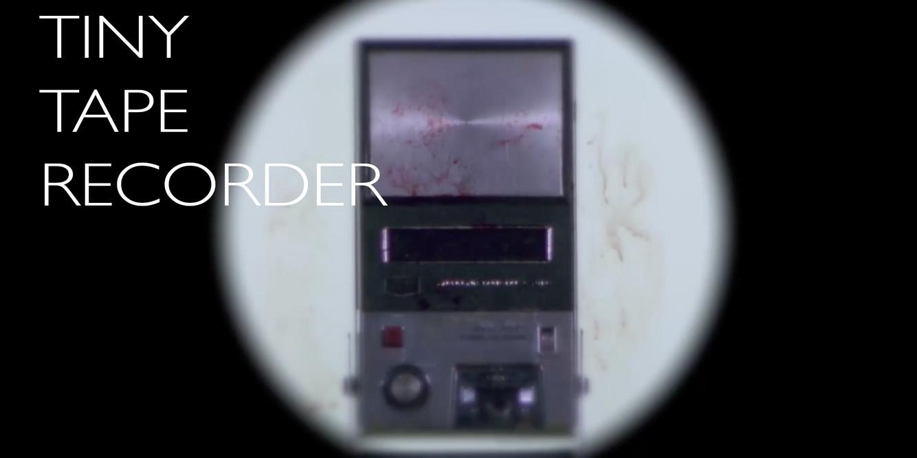 Tiny Tape Recorder