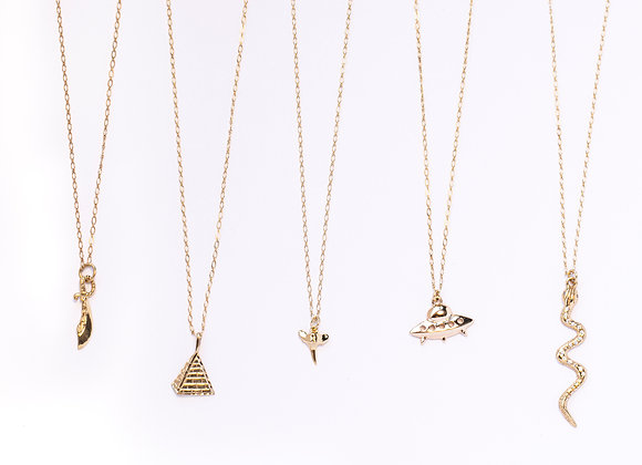 Small Charm Necklace