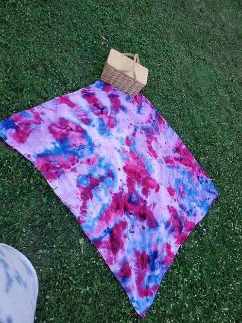 Blue Raspberry Blanket