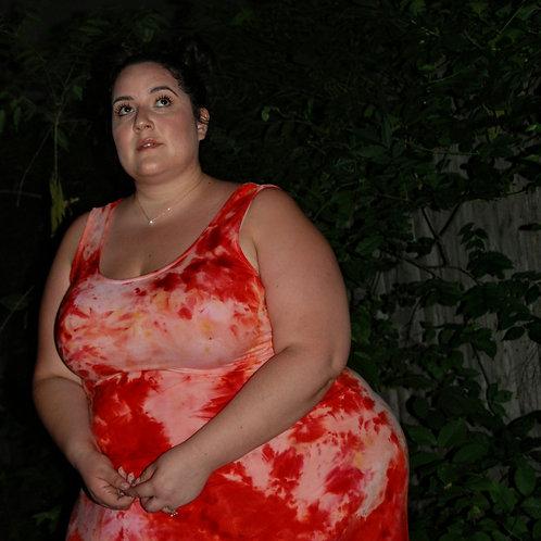 Fire Femme Maxi Dress