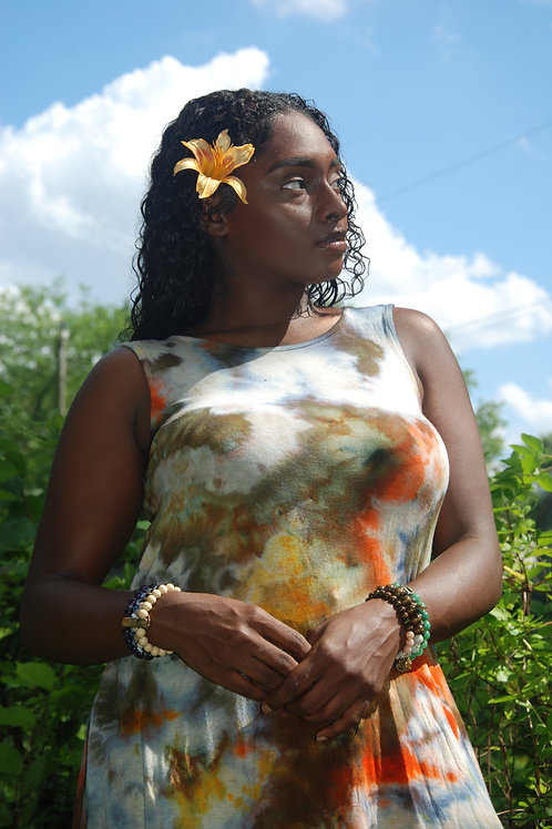 Lemon Blossom Dress