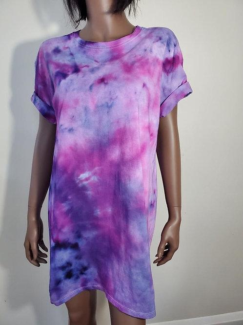 Orchid T-shirt Dress