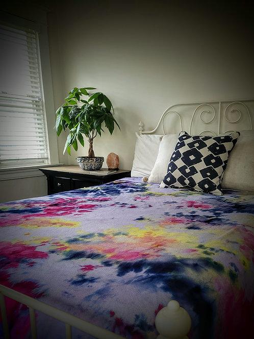 Rainbow  Fart Queen Blanket