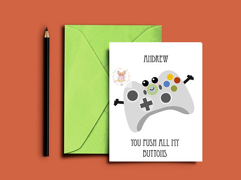 Gaming Card