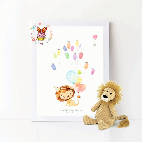 Animal Fingerprint Kit