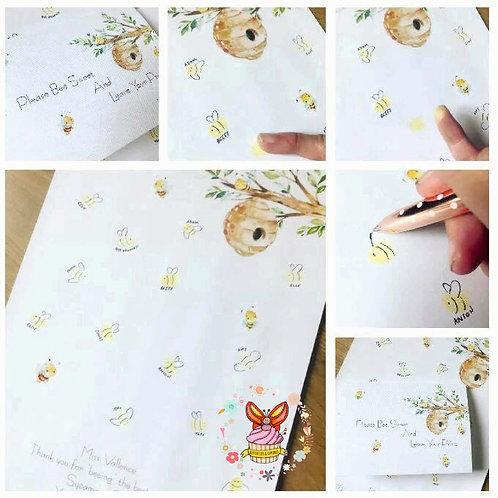 Bee Finger Print Kit