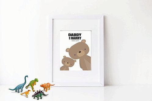 Peek a Boo Daddy & Me
